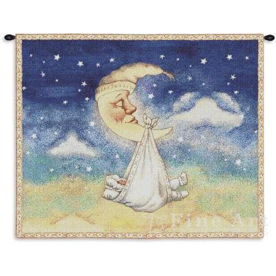 Nighty Night Wall Tapestry