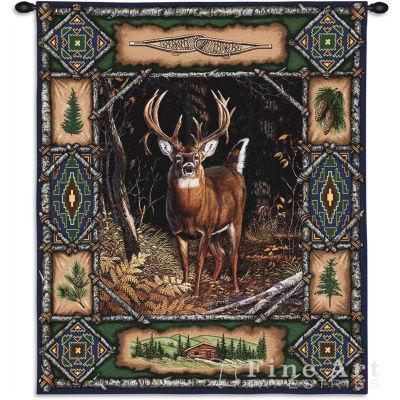 Deer Lodge Wall Tapestry