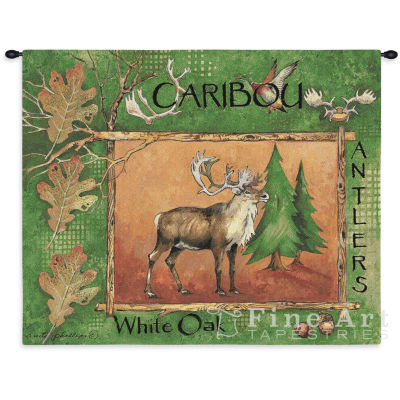 Caribou Wall Tapestry