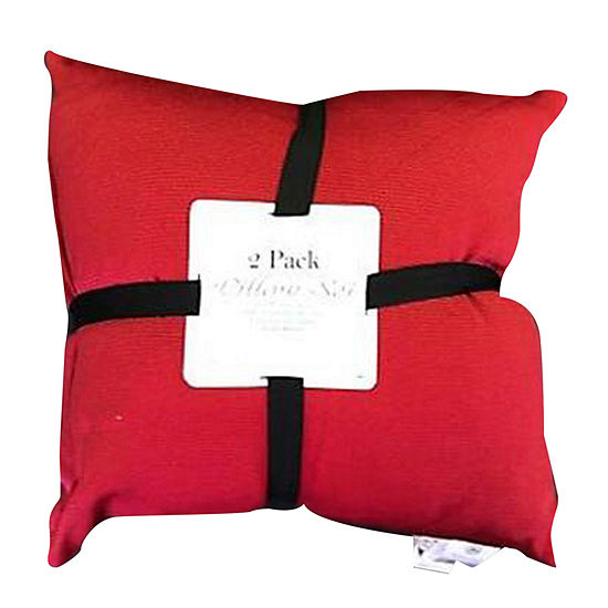 Duck River Bahamas 2-Pack Square Throw Pillow