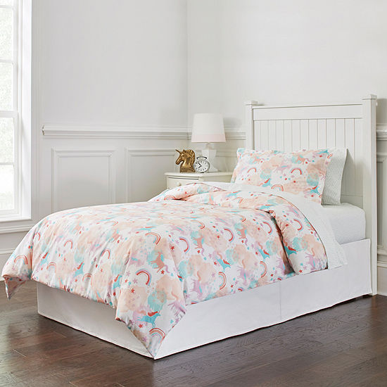 Lullaby Bedding Unicorn Duvet Set