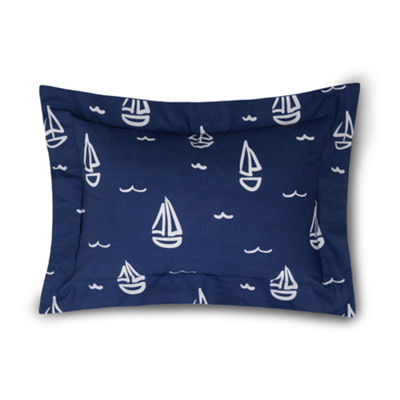 Lullaby Bedding Away at Sea - Boudoir Pillow