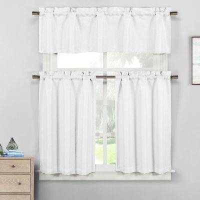 Jane Kensie Kitchen Curtain