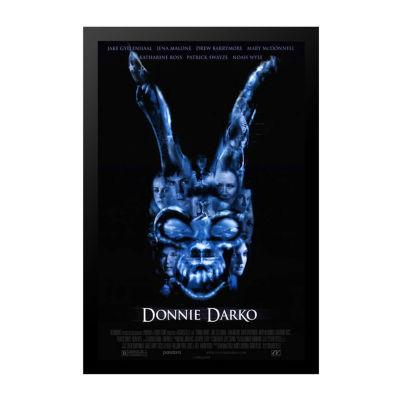 Donnie Darko (2001) Movie Poster Framed Wall Art