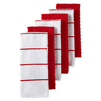 18-Pc. Cooks By JCP Home  Kitchen Towels Deals