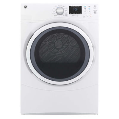 GE® ENERGY STAR® 7.5 cu. ft. Capacity Front Load Electric Dryer