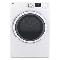 JCPenney deals on GE ENERGY STAR 7.5 cu. ft. Capacity Front Load Electric Dryer