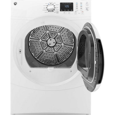 GE® ENERGY STAR® 7.5 cu. ft. Capacity Front Load Gas Dryer
