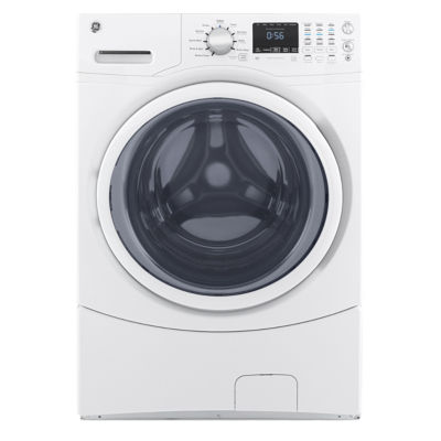 GE® ENERGY STAR® 4.5 DOE cu. ft. Capacity Front Load Washer
