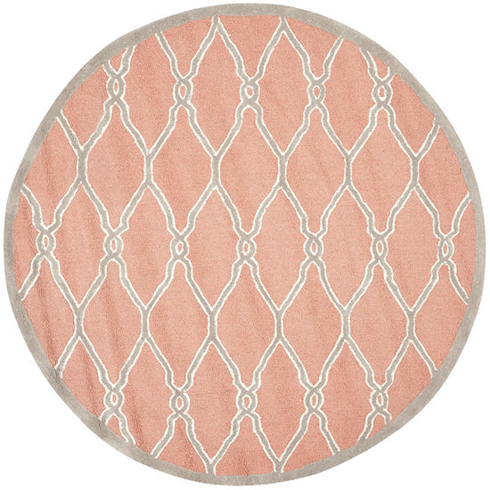 Safavieh Johanna Geometric Hand Tufted Wool Rug
