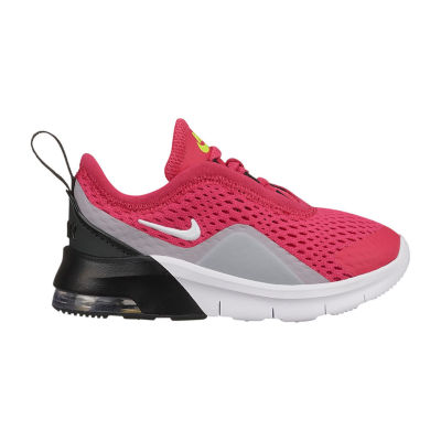 Nike Air Max Motion 2 Toddler Girls Sneakers Pull-on