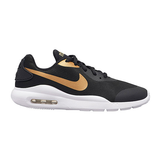 Nike Air Max Oketo Big Kids Girls Lace-up Running Shoes