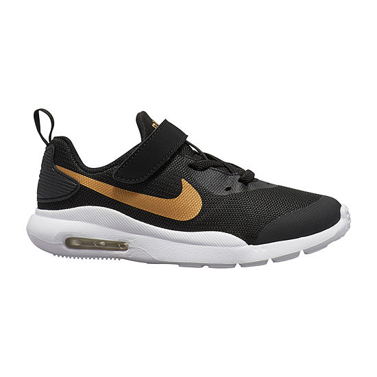 Nike Air Max Oketo Little Kids Girls Running Shoes