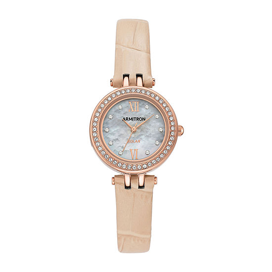 Armitron Womens Pink Strap Watch-75/5632mprgbh