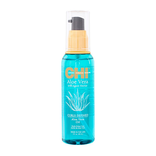 Chi Styling Aloe Vera With Agave Hair Oil - 3 oz.