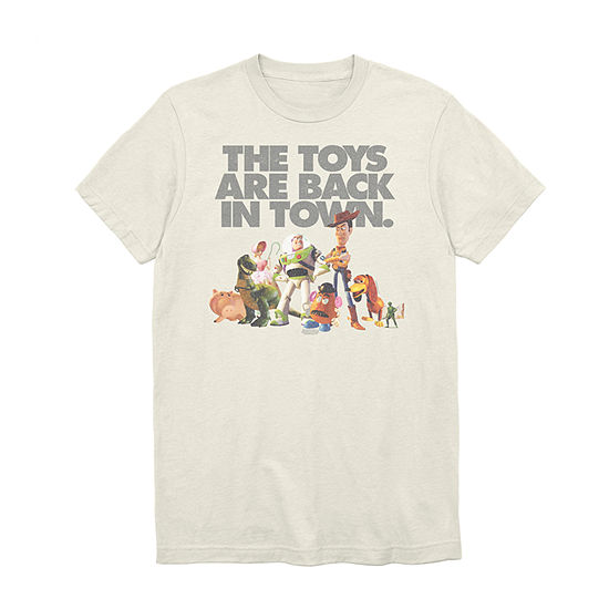 Mens Toy Story Graphic T-Shirt