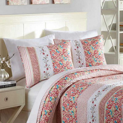 Mary Jane's Home Bright Blooms Pillow Sham