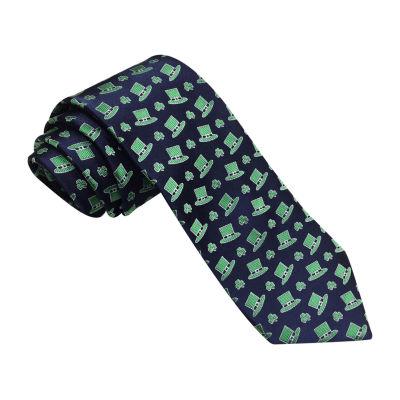 Hallmark St Patricks Allover Tie