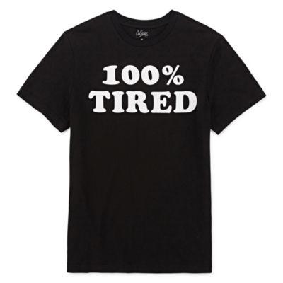 City Streets Girls Round Neck Short Sleeve Graphic T-Shirt