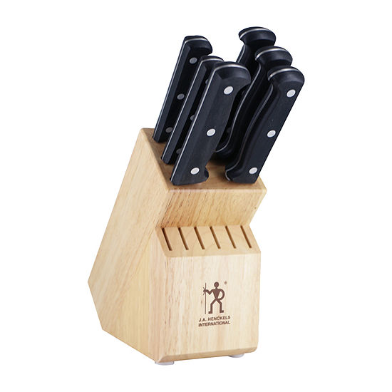 Henckels International Eversharp Pro 7-Pc. Knife Block Set