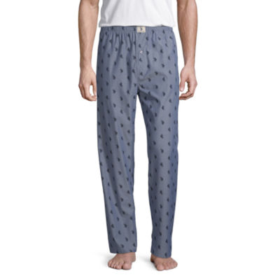 U.S. Polo Assn. Mens Chambray Pajama Pants