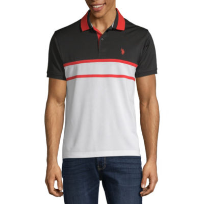 U.S. Polo Assn. Mens Short Sleeve Polo Shirt