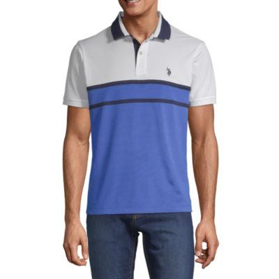 U.S. Polo Assn. Mens Short Sleeve Polo Shirt