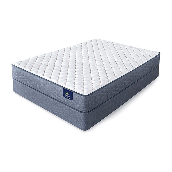 Serta® Sleeptrue® Galinda Firm - Mattress + Box Spring