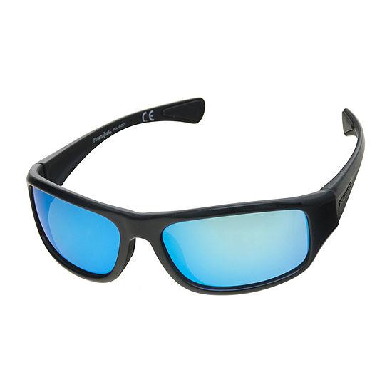 Panama Jack® Wrap Sunglasses with Black Cord