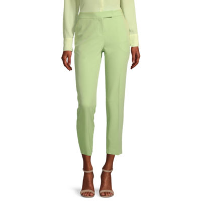 Worthington Womens Ankle Trouser