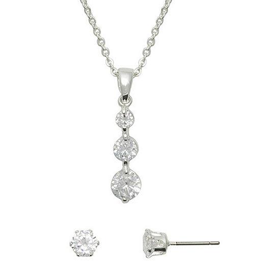 Mixit Hypoallergenic Copper Jewelry Set