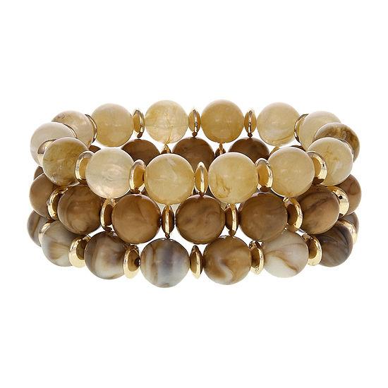 Mixit Naturals Beaded Bracelet