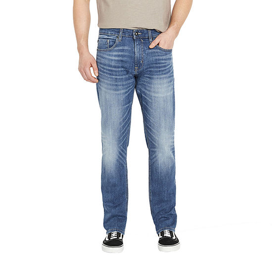 i jeans by Buffalo Bradley Mens Tapered Athletic Fit Jean