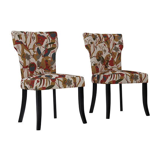 Sirena Dining Chair-Set of 2