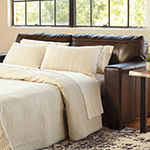 Signature Design by Ashley Morrell Collection Track-Arm Sleeper Sofa