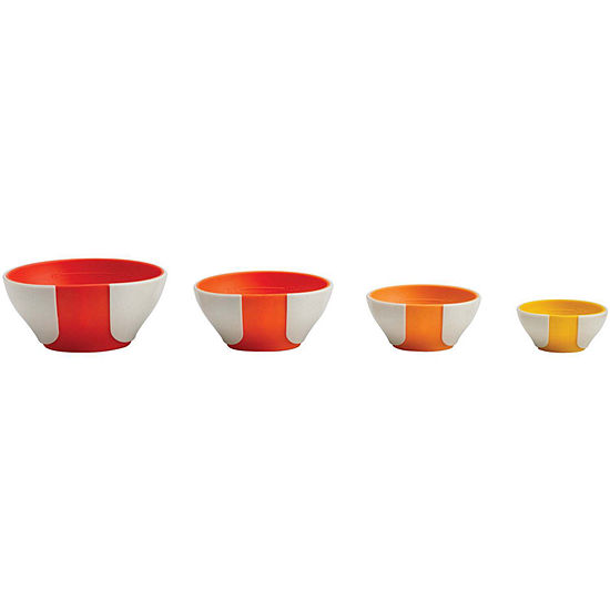 Chef'n® Sleekstor® 4-pc. Pinch + Pour Prep Bowls