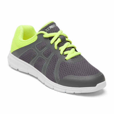 Xersion Spedometric Boys Running Shoes - Little Kids
