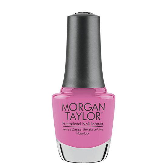 Morgan Taylor B-Girl Style Nail Polish - .5 oz.