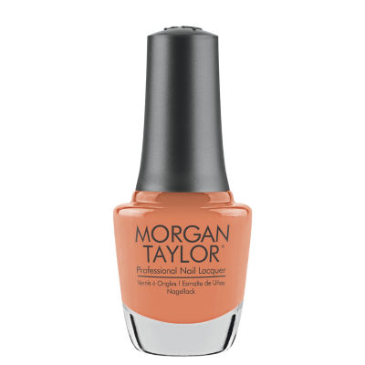 Morgan Taylor Don'T Worry Be Brilliant Nail Polish - .5 oz.