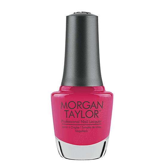 Morgan Taylor Hip Hot Coral Nail Polish - .5 oz.