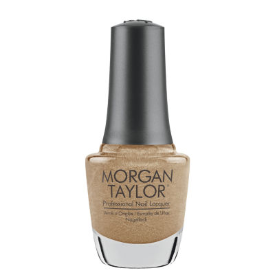 Morgan Taylor Bronzed & Beautiful Nail Polish - .5 oz.