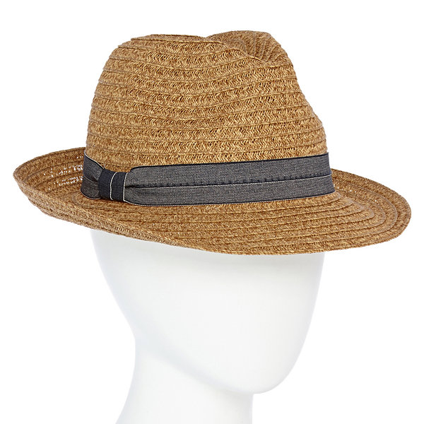 August Hat Co. Inc. Fedora