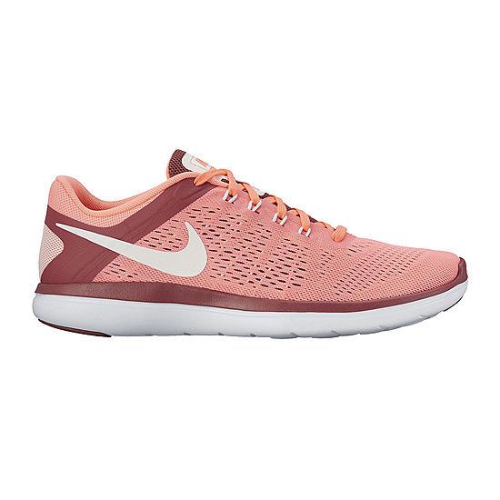 82b7b743027 Nike Flex Run 2016 Womens Running Shoes - JCPenney