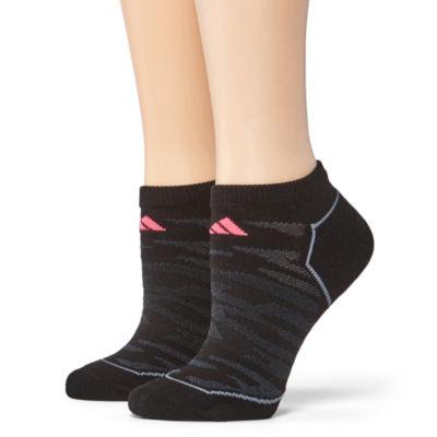 Adidas 2pk Prime Mesh No Show Socks