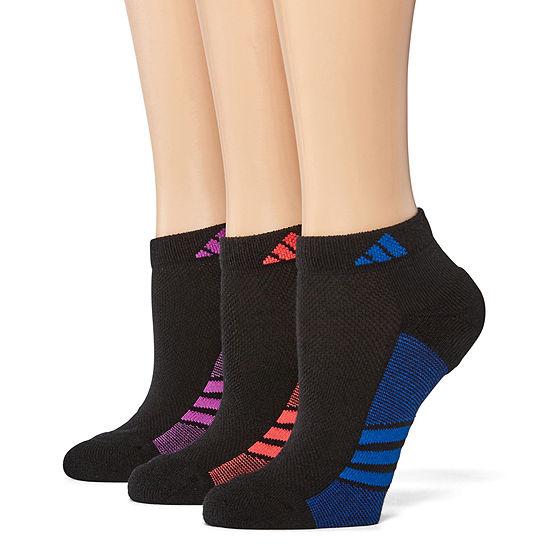 Adidas 3pk Climacool Superlite Low Cut Socks
