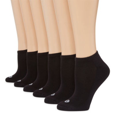 Xersion™ 6-pk. Real Heel Low-Cut Socks