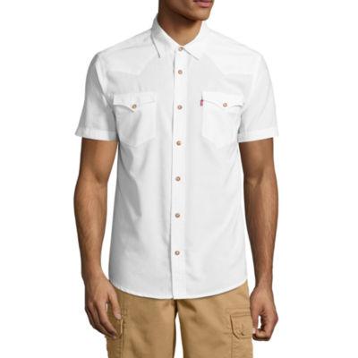 Levi's® Magnus Short Sleeve Woven