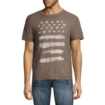 Decree Short Sleeve Crew Neck T-Shirt