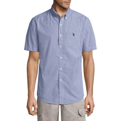 U.S. Polo Assn.® Short-Sleeve Colorblock Sportshirt