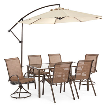 Outdoor Oasis Newberry 7-Piece Dining Set